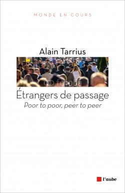 Couverture livre de Alain Tarrius - Étrangers de passage