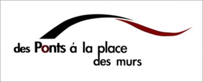 Logo Des ponts à la place des murs