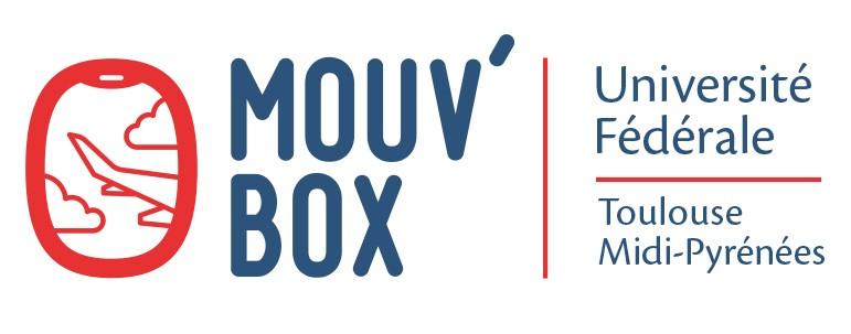 Logo mouv box universite de Toulouse