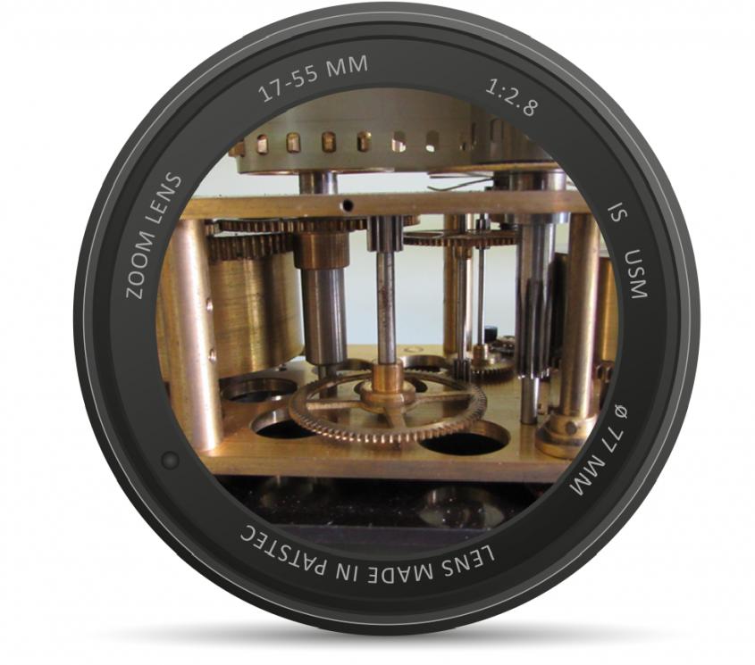 Mécanisme pour système photo