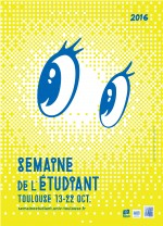 Visuel Semaine de l'Étudiant 2016