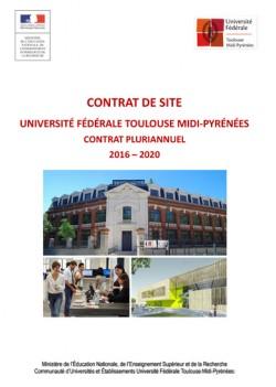 Consultez le contrat quinquennal de site 2016-2020