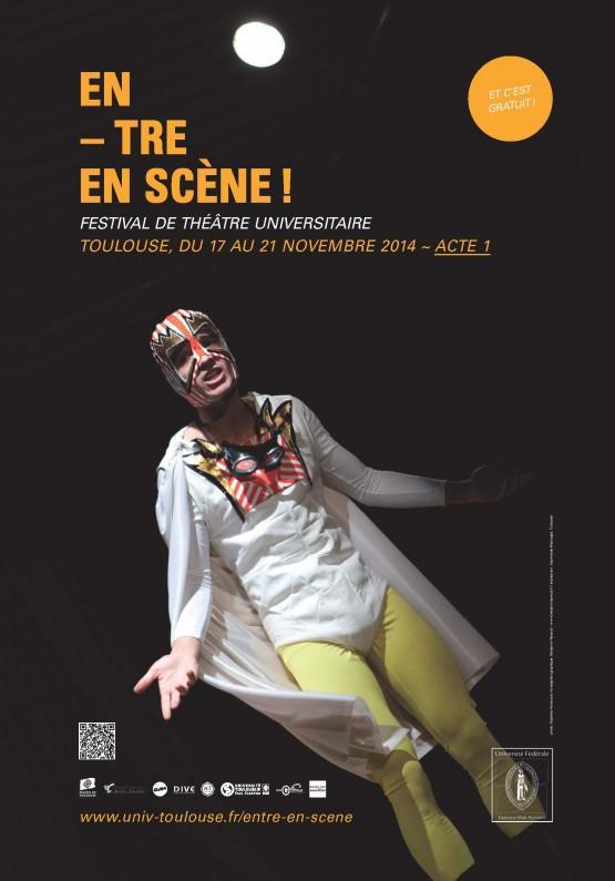 Entre en scène! Acte 1 - 2014