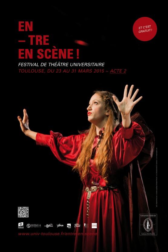Entre en scène! Acte 2 - 2015