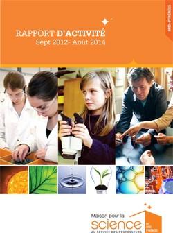 Rapport d'activité / La Maison pour la Science