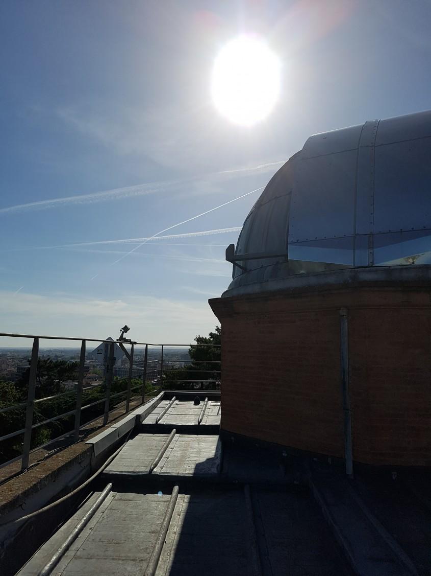 Vue toit Observatoire Jolimont - crédit Sandrine Tomezak
