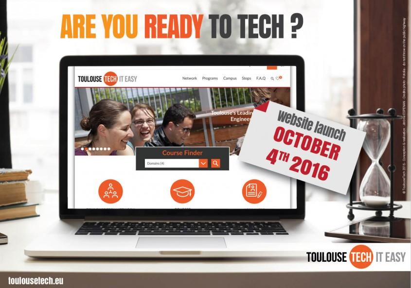 Toulouse Tech ouvre son portail de promotion de l'offre de formation à l'interna