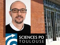 Olivier Brossard désigné Directeur de Sciences Po Toulouse - 2016
