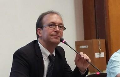 élection de Philippe RAIMBAULT à la présidence de l'UFTMP ©Sabine Aubineau/UFTMP