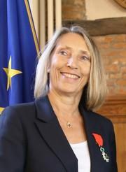 Hélène Bernard, ancienne rectrice de l'académie de Toulouse