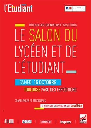 Toulouse - Salon du Lycéen et de l'Etudiant